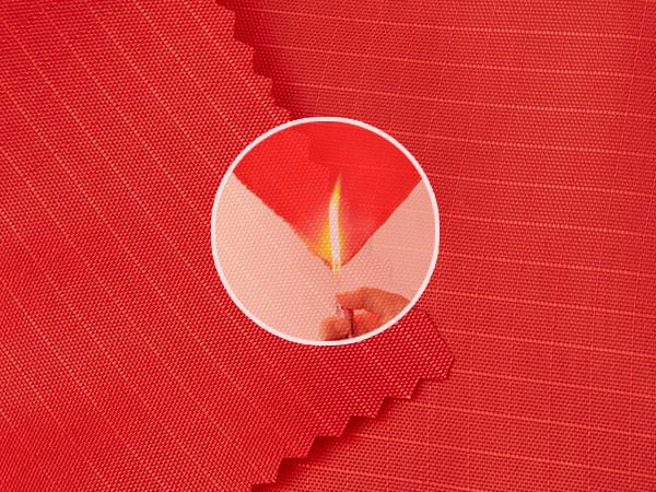 什么是涤棉阻燃面料?涤棉阻燃面料整理的重点和难点?